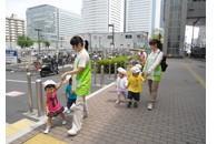 [豊洲 認証園]駅直結☆30名定員の小規模園☆園児とじっくり向き合える環境です♪上京者には引っ越し補助金あり♪