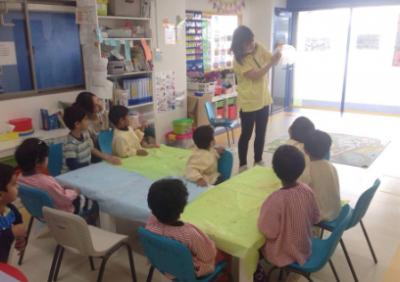 [川崎 認可外]インターナショナルスクールでの保育業務です!英語ができる保育士さんのご応募お待ちしてます♪