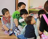 [上大岡 認可]賞与4ヶ月★園児定員70名◎借り上げ社宅制度あり!子どもが「やりたい」と思える環境を準備し、子ども達の育ちを見守っています
