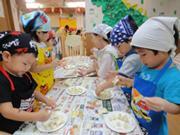 [篠崎 認証園]乳児中心の27名の小規模園です♪ 借上げ社宅制度利用可能◎ 食育、体操、リトミックに力を入れています♪駅チカ徒歩3分!
