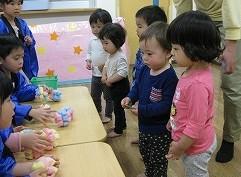 [幡ヶ谷 保育室]子どもたちの成長としっかり向き合える職場です。子どもたち一人ひとりの気持ちに寄り添う保育を心掛けています☆