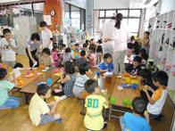 [入谷 認証]定員25名の小規模認証園☆地域と共に育む保育を目指しています♪子育て経験を活かしませんか?