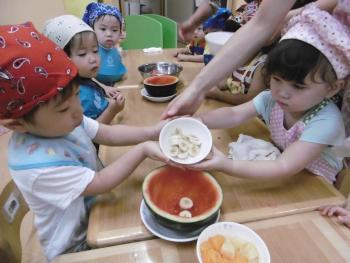 [大崎 認証園]子どもの興味から出発する保育を行っています!福利厚生・研修制度充実の職場です!