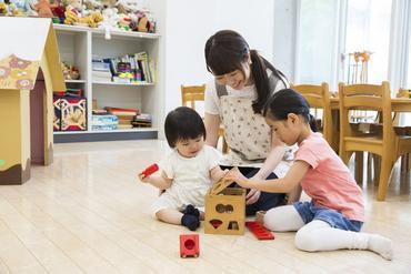 [桃山台 小規模]時給936~1000円 ☆小規模保育園でのお仕事 ☆アットホームな雰囲気で、行事を大切にしています♪