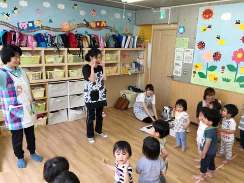 [八潮 認可]「やさしく元気よく」をモットーに子供達の成長をサポート☆月給21万円~☆年間休日123日程度◎