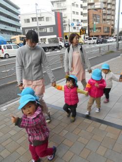 """[南幸町 認可園]最寄駅より徒歩3分でアクセス便利!""""園児定員30名の小規模園◎ あったかい心""""を持つ子どもに育てる保育を行っています!"""