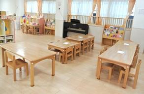 [大崎 認可園]大崎駅から徒歩2分の場所にある通勤便利な保育園です!
