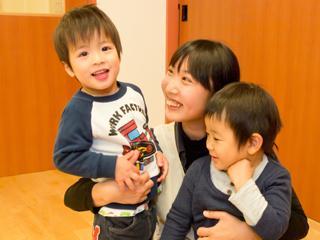 [練馬 小規模保育室]0~2歳児・園児定員15名のアットホームな保育室☆福利厚生充実で、うれしい借り上げ社宅制度もあり!上京希望の方にオススメです♪