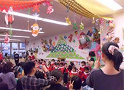 [用賀 認可外]少人数のアットホームな保育園!カラフルでかわいい保育園で子どもたちの想像力を引き出します♪
