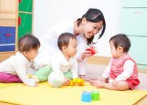 [錦糸町 認可外]小規模な保育園です!住宅手当制度有り