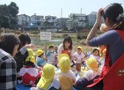 【向河原 認可園】主任募集!「見守る保育」、「遊びの保育」を大切にしています!