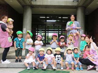[越谷 家庭保育室]定員20名の子ども達と深く関われる、大家族のような保育園です!