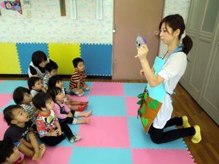 [吉川 家庭保育室]定員20名の子ども達と深く関われる、大家族のような保育園です!