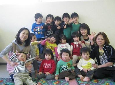 [川口 家庭保育室]0歳~2歳児、定員19名の家庭的な雰囲気の保育園です☆